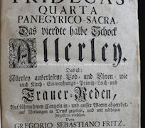 Gregorio Sebastiano Fritz