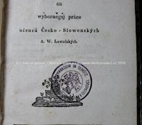 W. Lewočských