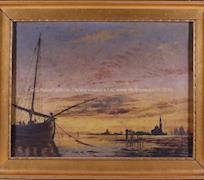 evropský malíř 20. stol.