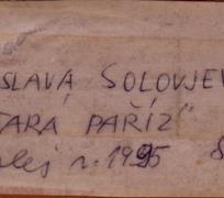 Jaroslava Solovjevová