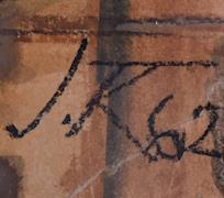 monogramováno JK
