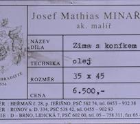 Josef Mathias Minařík