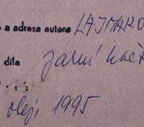 M. Lajmarová