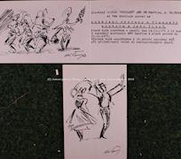 J. Liesler, P. Sukdolák, V. Rabas, J. John, K. Svolinský, J. Herčík, V. Strnadel, A. Černý, J. Hrstková, V. Mahdal, E.J. Nečas