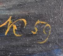 monogramováno K