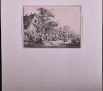 Adrien van Ostade, J.D. Both, Ad. Rottmann, C.W. Medau