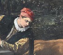 Leandro Bassano - následovník (17. století)