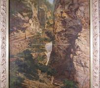 středoevropský malíř kolem roku 1900