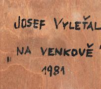 Josef Vyleťal