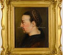 středoevropský malíř kolem pol. 19. stol.