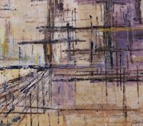 Skandinávský malíř po polovině 20. století