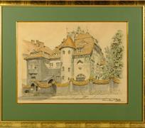 Karel Votlučka, Gustav Klimt