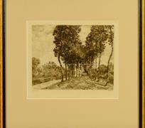P. M. Roy podle Alfreda Sisleyho