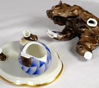porcelánka Slavkov (Schlaggenwald)