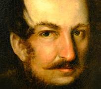 středoevropský malíř kolem poloviny 19. stol.