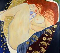podle Gustava Klimta