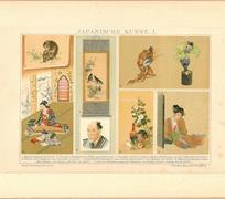 japonský umělec 19. stol.
