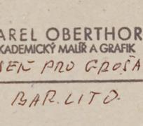 Karel Oberthor