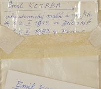 Emil Kotrba