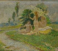český malíř 1. třetiny 20. stol.