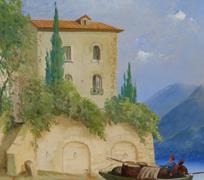 středoevropský malíř přelomu 19. a 20. stol.