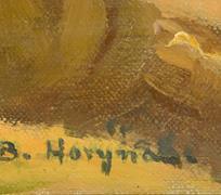 Bohumil  Horyna (Gottlieb Berghauer)