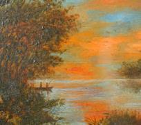 středoevropský malíř konce 19. stol.