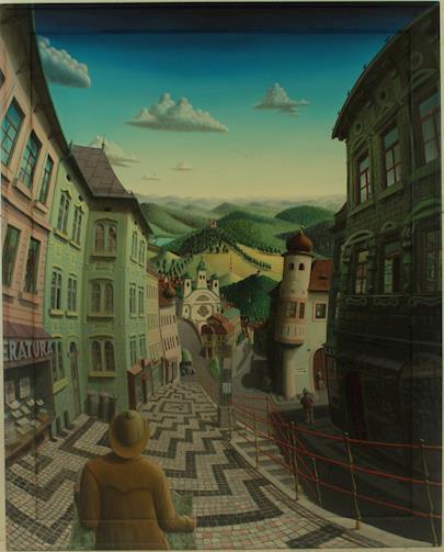 Jaroslav Šolc - Livingstone ve světě ztracený
