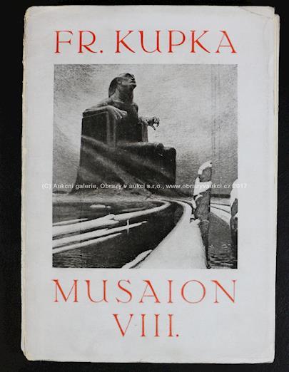 . - Musaion VIII. František Kupka