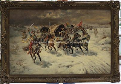 Constantin Stoiloff - Kozácké tažení