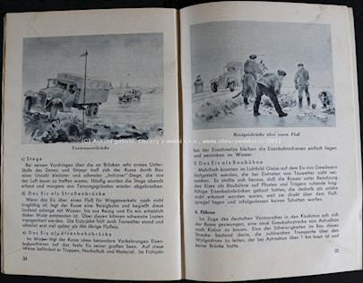 . - Russische Aushilfen und Findigkeiten-vojenská příručka, II. svět. válka