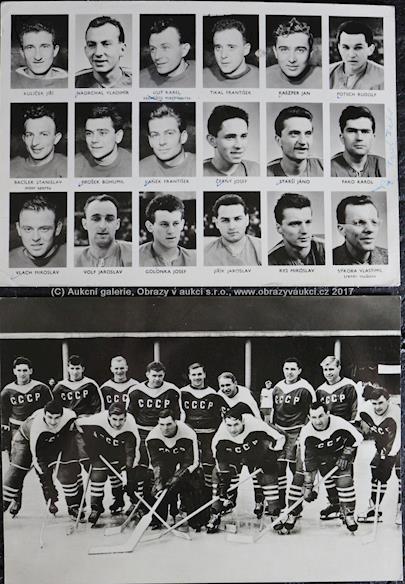. - Fotografie - Hokej, fotbal