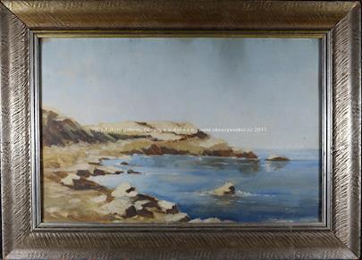 Karel Liška - Mořské pobřeží
