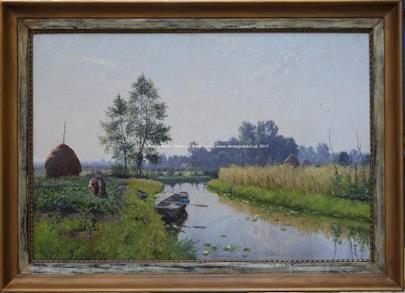 Willy Hanft - Venkovská idyla
