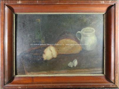Hintnaus - Zátiší s chlebem