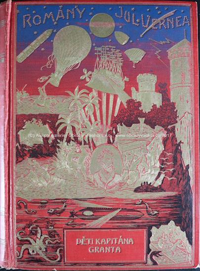 Jules Verne, Édouard Riou - Děti kapitána Granta