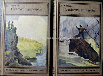 Jules Verne - Cestovní stipendia