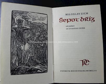 Miloslav Zich - Šepot bříz, Příběhy ze starého Irska