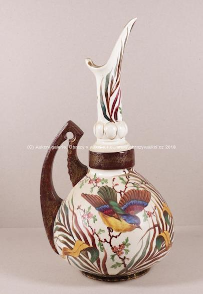 neznačeno - Dekorativní karafa