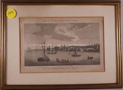 . - View of Greenwich