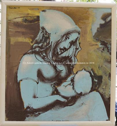 Andrej Bělocvětov - Mateřství