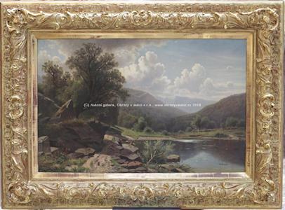 Adolf Chwala - Alpská krajina