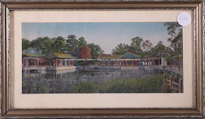 . - Orientální pavilon