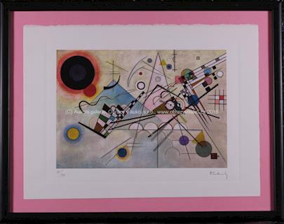 Vasilij Kandinsky - Composition VIII