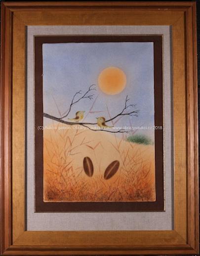 Ota Janeček - Ptáčci na větvi