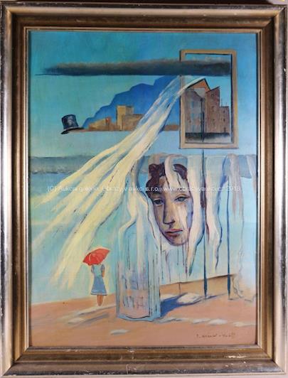 Imrich Weiner Kráĺ - Smutný sen