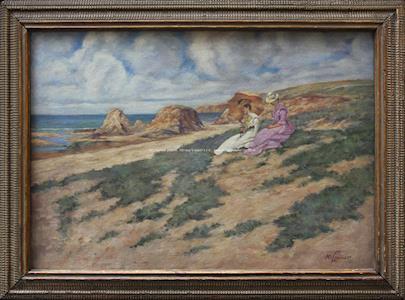 Karel Špillar - Ženy u moře