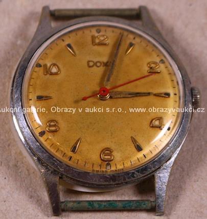 značeno Doxa - Pánské náramkové hodinky