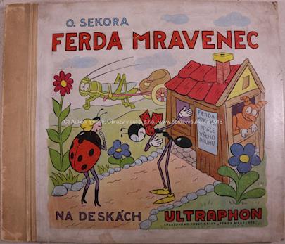 Ondřej Sekora - Ferda Mravenec