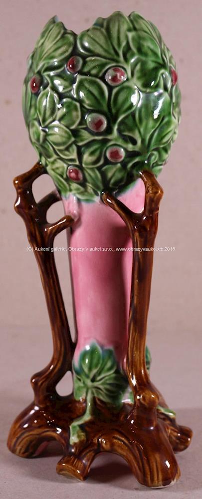 Střední Evropa kolem r. 1900 - Váza